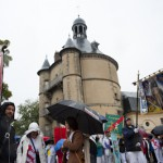 Inauguration Jeu de Beursault - Donjon de Ste Genevieve des bois