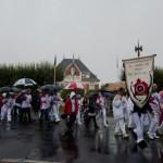 Procession pour l'Inauguration Jeu de Beursault - Hô™tel de ville
