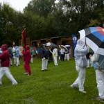 Inauguration Jeu de Beursault - Ste Genevive des bois