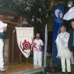 Elocution du Capitaine - Inauguration Jeu de Beursault - Ste Gen