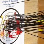 Pluie de flèches - Inauguration Jeu de Beursault - Ste Genevieve