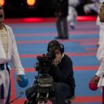 Le cri de la victoire - Medhizadeh - Championnat Monde KarateŽ 20