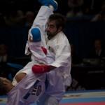 Crepe italienne - Finale Championnat Monde Karate 2012 - Paris