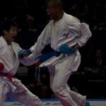 Choc de titans - Grillon vs Araga - Finale Championnat Monde Karate