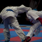 Balais & balayage - Finale Championnat Monde Karate 2012 - Paris