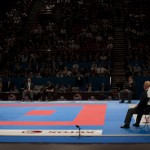La finale Kata femme - Championnat Monde Karate 2012 - Paris