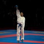 Rire tricolore - L. Ignace -Championnat Monde Karate 2012 - Paris