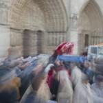 Poussiere de lumiere -Nouvelles cloches - Notre Dame - Paris