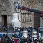 A bout de bras - Nouvelles cloches - Notre Dame - Paris