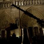 Chantier maintenant -Nouvelles cloches - Notre Dame - Paris