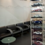 Porsche 911 miniatures -Salon Retromobile - Paris
