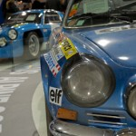 Alpine Renault A 110 Berlinette - Salon Retromobile - Paris