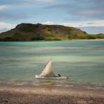 Retour du bateau de peche - Baie Topaze - Rodrigues