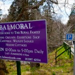 Dime Royale - Balmoral Castle - Ecosse
