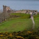 Urquhart Castle ou ce qu'il en reste - Loch Ness - Ecosse