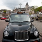 Taxi - Oban - Ecosse