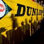 Ombres - Tribune Dunlop - 24H du Mans