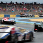 Serpent de route - Courbe Dunlop - 24H du Mans