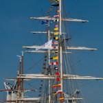 Tout hauban - Armada - Rouen