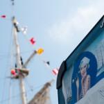 Longue vue a l'Armada - Rouen