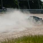 Tempete de graviers - Porsche 964 - Porsche Montlhery Revival