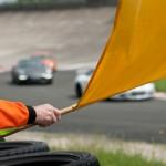 Ne nous fachons pas - Drapeau jaune - Porsche Montlhery Revival