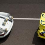 Grenouille et canard - Porsche Montlhery Revival