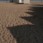Les dents de la plage - Cabanes - Ouistreham