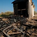 Sable cendre - La cabane du 14 juillet - Ouistreham