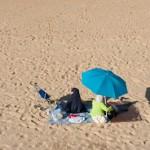 Protection solaire - Plage des demoiselles - St Jean de monts