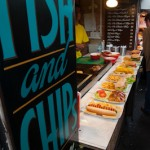 Fish and chips - Camden town - Londres