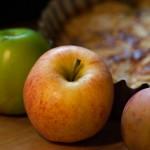 Pommes et clafoutis
