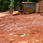 Rouge sur blanc rien ne bouge - Mayotte