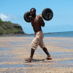 Roue libre - Plage de Sakouli - Mayotte