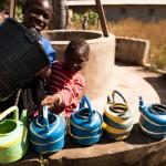 L'eau en couleur - Casamance - Senegal