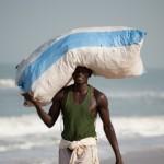 Sac et ressac - Casamance - Senegal