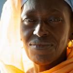Portrait de femme Diola - Casamance - Senegal