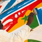 Un homme de couleur  - Kafountine - Senegal