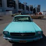 Mustang originale - Las vegas motor speedway - Nevada