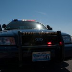 L'etoile de la Highway patrol - Nevada