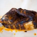 Une portion de poulet - Californie