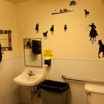Rest room - Californie