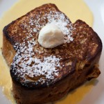 Pain perdu - Californie - Mamoth lake