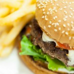 Petit hamburger - Californie