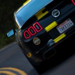 Mustang au fer rouge - GT Cruising 1 Californie - Yosemite park