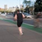 Fou de jogging -  San Francisco - Californie