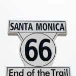 Route 66 - Californie - Santa monica