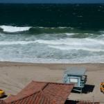 Pas d'alerte a Manhattan beach - Californie