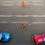 Du haut - Pit lane - 24H Le Mans