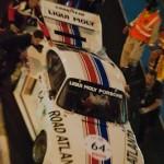 Mouvement sur la pitlane - Le Mans Classic